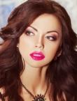 Photo of beautiful Ukraine  Alexandra with brown hair and hazel eyes - 20588