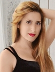 Photo of beautiful Ukraine  Alexandra with brown hair and brown eyes - 20959