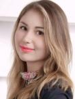Photo of beautiful Ukraine  Alexandra with light-brown hair and hazel eyes - 21374