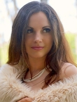 Photo of beautiful Ukraine  Alexandra with brown hair and brown eyes - 21644