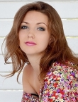 Photo of beautiful Ukraine  Alina with light-brown hair and blue eyes - 20471