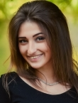 Photo of beautiful Ukraine  Alina with light-brown hair and green eyes - 20675