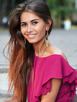 Photo of beautiful  woman Alisa with brown hair and brown eyes - 12998