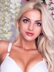 Photo of beautiful Ukraine  Alla with blonde hair and blue eyes - 19933
