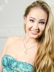 Photo of beautiful Ukraine  Alla with light-brown hair and blue eyes - 20917