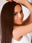 Photo of beautiful Ukraine  Anastasiya with black hair and brown eyes - 19758
