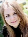 Photo of beautiful Ukraine  Anastasiya with light-brown hair and green eyes - 19840