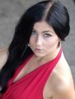 Photo of beautiful Ukraine  Anastasiya with brown hair and green eyes - 20057