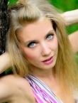 Photo of beautiful Ukraine  Anastasiya with blonde hair and blue eyes - 20195