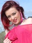 Photo of beautiful Ukraine  Anastasiya with red hair and brown eyes - 20217