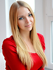 Photo of beautiful Ukraine  Daria with blonde hair and blue eyes - 12981
