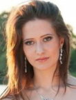 Photo of beautiful Ukraine  Daria with brown hair and green eyes - 20463