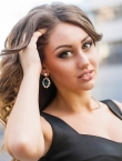 Photo of beautiful Ukraine  Daria with brown hair and green eyes - 20506