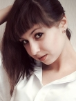 Photo of beautiful Ukraine  Daria with brown hair and brown eyes - 21349