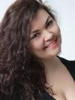 Photo of beautiful Ukraine  Daria with black hair and hazel eyes - 21373