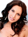Photo of beautiful Ukraine  Daria with brown hair and green eyes - 21535