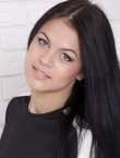 Photo of beautiful Ukraine  Daria with black hair and hazel eyes - 21547