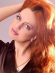 Photo of beautiful Ukraine  Daria with red hair and hazel eyes - 21822
