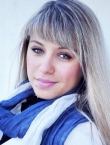 Photo of beautiful Ukraine  Diana with blonde hair and blue eyes - 20501