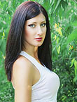 Photo of beautiful Ukraine  Ekaterina with brown hair and blue eyes - 18193