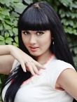 Photo of beautiful Ukraine  Ekaterina with black hair and brown eyes - 19670