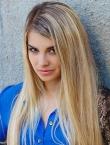 Photo of beautiful Ukraine  Ekaterina with blonde hair and hazel eyes - 20093