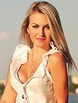 Photo of beautiful Ukraine  Elena with blonde hair and hazel eyes - 18222