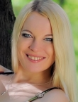 Photo of beautiful Ukraine  Inna with blonde hair and blue eyes - 20394