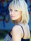 Photo of beautiful Ukraine  Irina with blonde hair and blue eyes - 12195