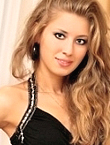 Photo of beautiful Ukraine  Irina with light-brown hair and grey eyes - 12251