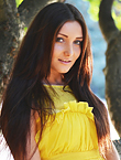 Photo of beautiful Ukraine  Irina with brown hair and green eyes - 12852