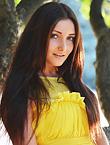 Photo of beautiful Ukraine  Irina with brown hair and green eyes - 12852