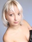 Photo of beautiful Ukraine  Irina with blonde hair and brown eyes - 19447