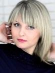 Photo of beautiful Ukraine  Irina with blonde hair and green eyes - 19520