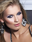 Photo of beautiful Ukraine  Julia with blonde hair and blue eyes - 12194