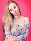 Photo of beautiful Ukraine  Julia with blonde hair and grey eyes - 18162