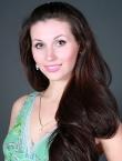 Photo of beautiful Ukraine  Julia with brown hair and hazel eyes - 19504