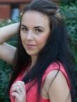 Photo of beautiful Ukraine  Juliya with black hair and brown eyes - 20479