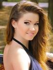Photo of beautiful Ukraine  Juliya with brown hair and brown eyes - 21037