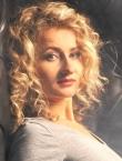 Photo of beautiful Ukraine  Karina with blonde hair and blue eyes - 21200