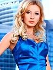 Photo of beautiful Ukraine  Katerina with blonde hair and grey eyes - 12250