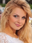 Photo of beautiful Ukraine  Katerina with light-brown hair and green eyes - 20643
