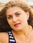 Photo of beautiful Ukraine  Katerina with light-brown hair and blue eyes - 20726