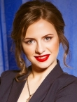 Photo of beautiful Ukraine  Katerina with light-brown hair and blue eyes - 21300