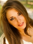 Photo of beautiful Ukraine  Kristina with light-brown hair and green eyes - 20454