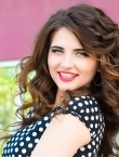 Photo of beautiful Ukraine  Kristina with light-brown hair and green eyes - 20637