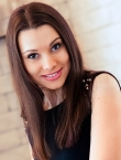 Photo of beautiful Ukraine  Maria with brown hair and brown eyes - 20633
