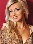Photo of beautiful  woman Miroslava with blonde hair and blue eyes - 12259