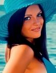 Photo of beautiful Ukraine  Natalia with black hair and grey eyes - 19849