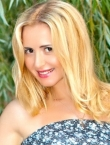 Photo of beautiful  woman Natalia with blonde hair and hazel eyes - 20518